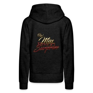 Miss Bingo Surprise digital - Frauen Premium Hoodie