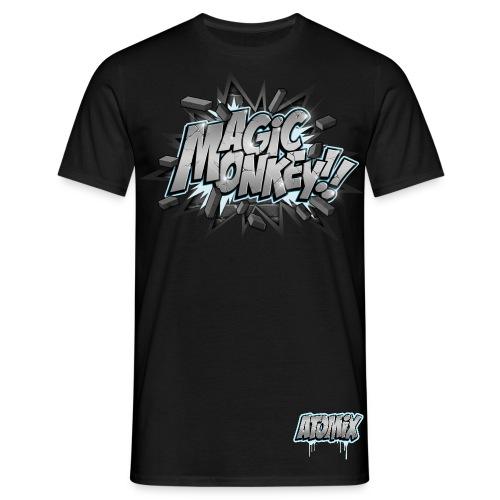 MM Dizaster Atomix - T-shirt Homme
