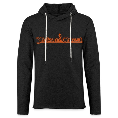 Yukon Quest 2018 Kapuzen-Sweatshirt - Leichtes Kapuzensweatshirt Unisex