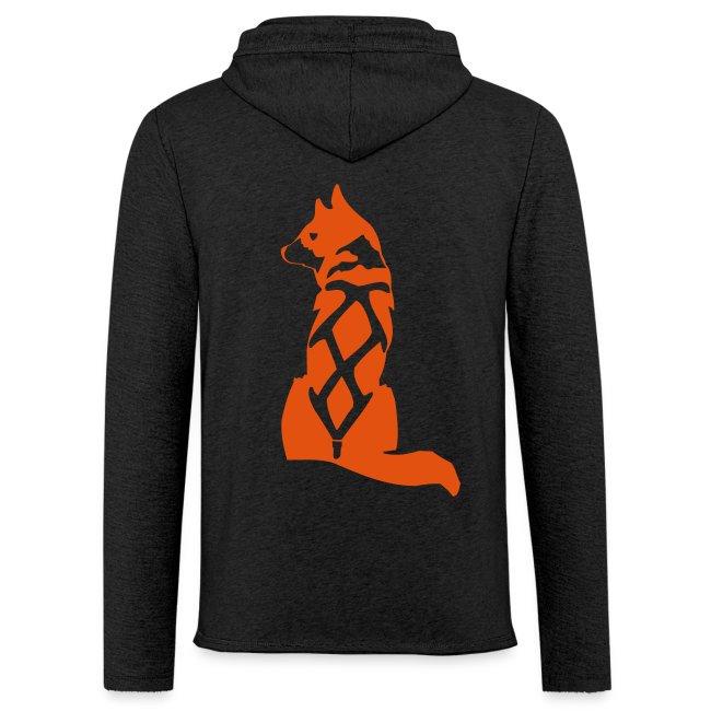Yukon Quest 2018 Kapuzen-Sweatshirt