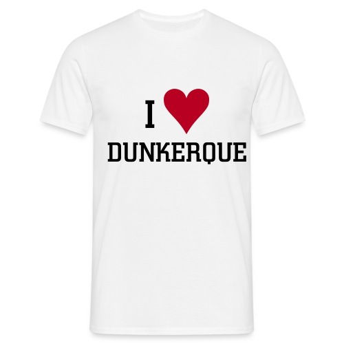 I (L) DUNKERQUE - T-shirt Homme