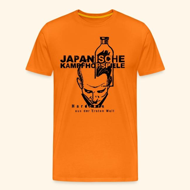 JAPANISCHE KAMPFHÖRSPIELE -   aus der Ersten Welt