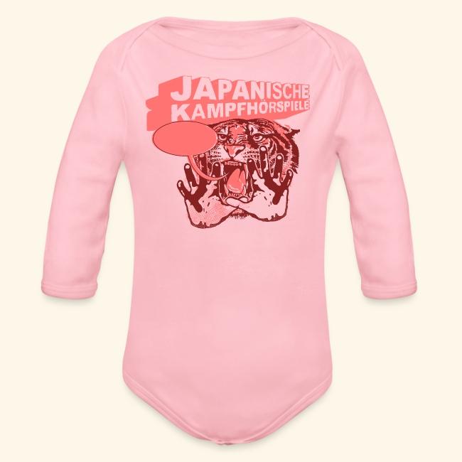 JAPANISCHE KAMPFHÖRSPIELE - Tiger
