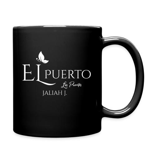 Tasse - El Puerto - Los Puentes - Tasse einfarbig