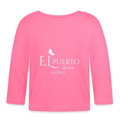 Baby Langarmshirt - El Puerto - Los Puentes - Baby Langarmshirt