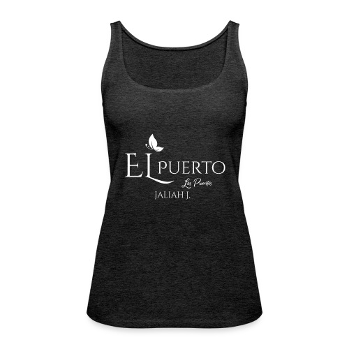 Top - El Puerto - Los Puentes - Frauen Premium Tank Top