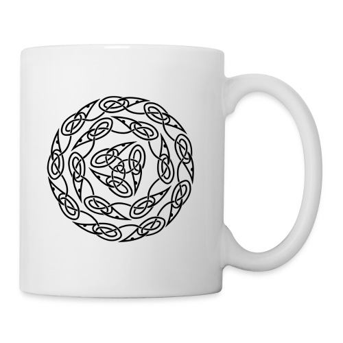 Celtic circles - Mug