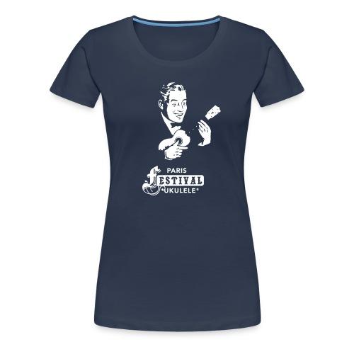 FEMME 2016 MODELE2 - T-shirt Premium Femme