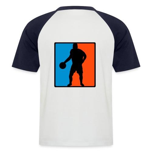 t;shirt sport basket ball - T-shirt baseball manches courtes Homme