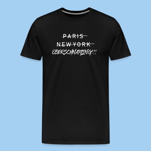 Oberschnaxling - Shirt  - Männer Premium T-Shirt
