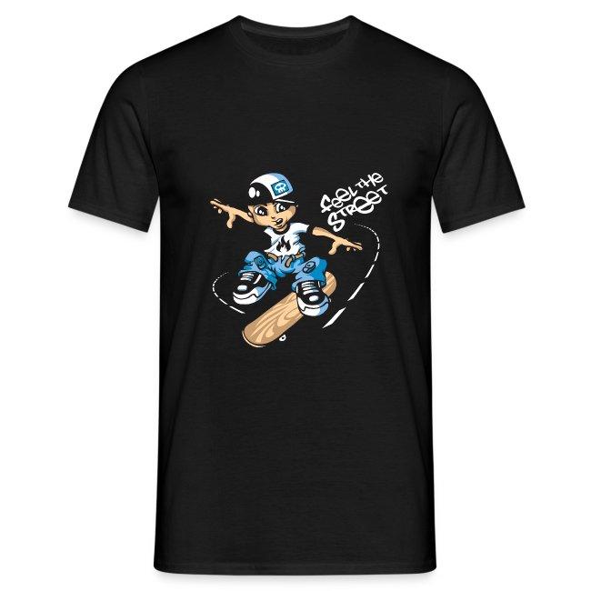 Skater Flip - Blk Ed