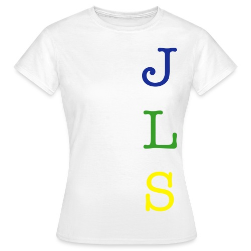 JLS Women's Classic T-Shirt ( choose your won colour) - Women's T-Shirt