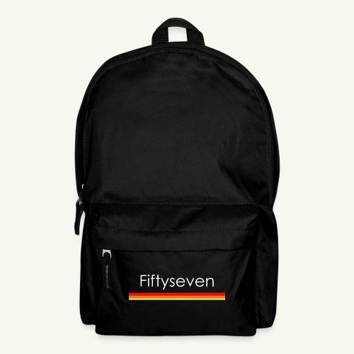 Fiftyseven RED Rucksack - Rucksack