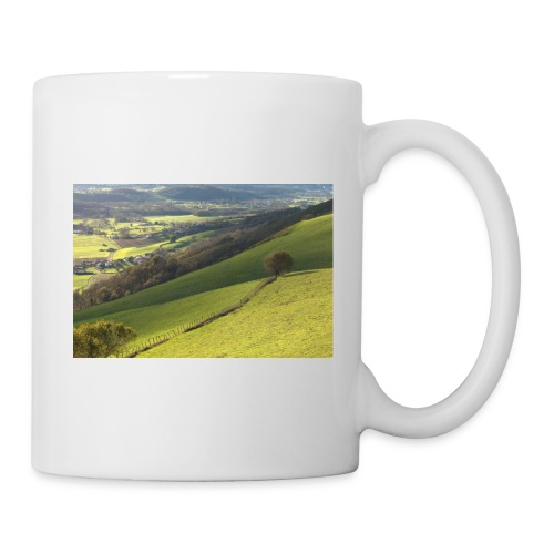 Pays basque - Mug blanc
