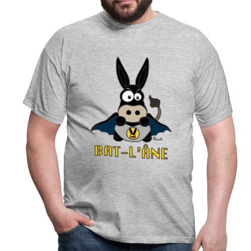 T-shirt Homme Âne Super Héros - T-shirt Homme