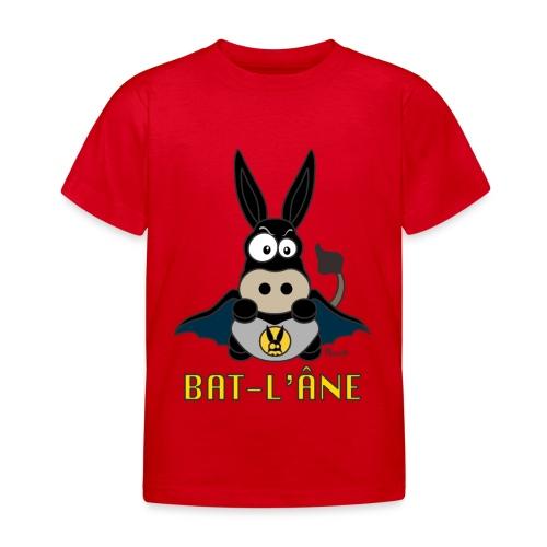 T-shirt Enfant Âne Super Héros - T-shirt Enfant