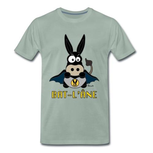 T-shirt P Homme Âne Super Héros - T-shirt Premium Homme