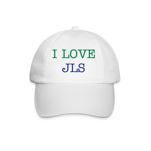 I LOVE J.L.S Baseball cap (choose your own colour) - Baseball Cap