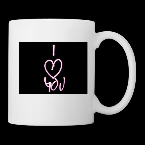 I Love You! Tasse - Tasse