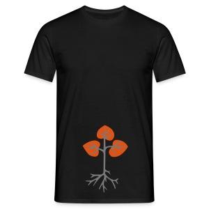Roots n Shoots - Men's T-Shirt