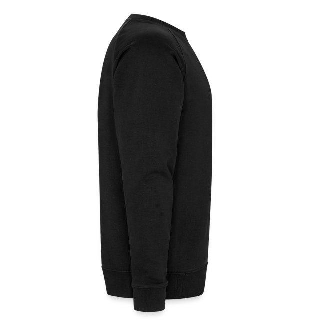 Trui met een ruit mannen sweater bio