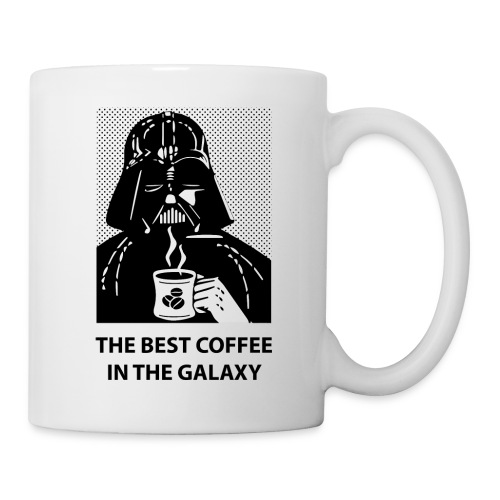 THE BEST COFFEE IN THE GALAXY - Tasse