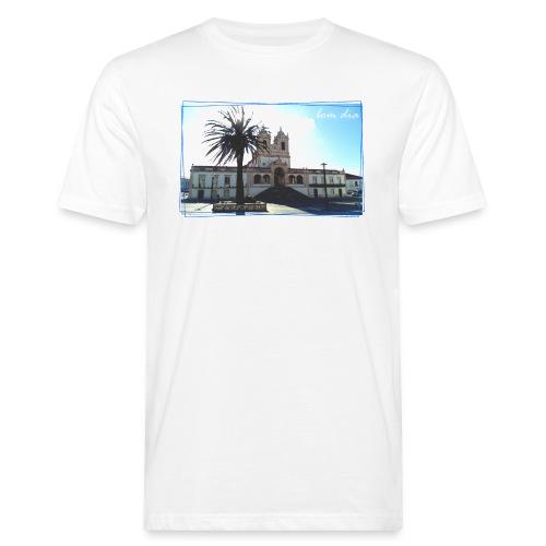nur online ZKREEN Nazare paint - Men's Organic T-Shirt