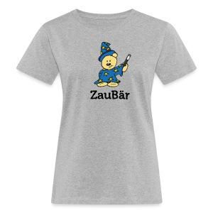 ZauBär - Bio-Shirt   für Frauen - Frauen Bio-T-Shirt