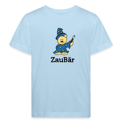 ZauBär - Bio-Shirt   für Kinder - Kinder Bio-T-Shirt