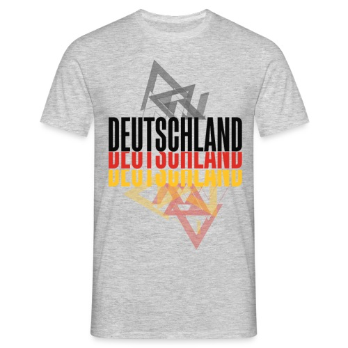 Deutschland Triglav  - Männer T-Shirt
