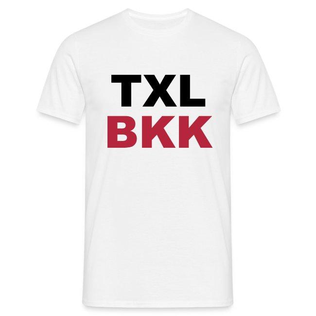 TXL BKK, Berlin Tegel nach Bangkok