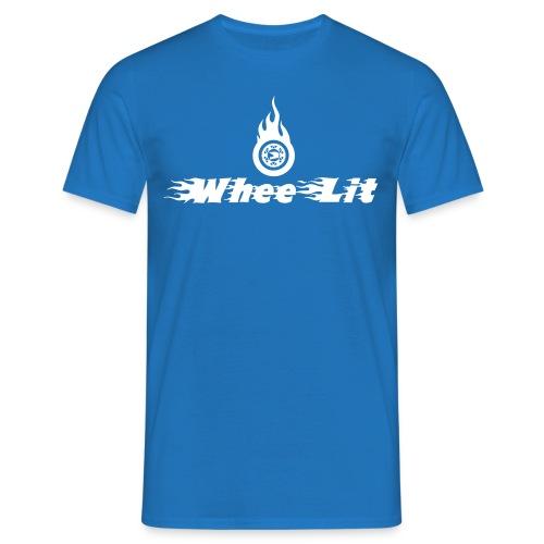 T-Shirt Blue - Männer T-Shirt