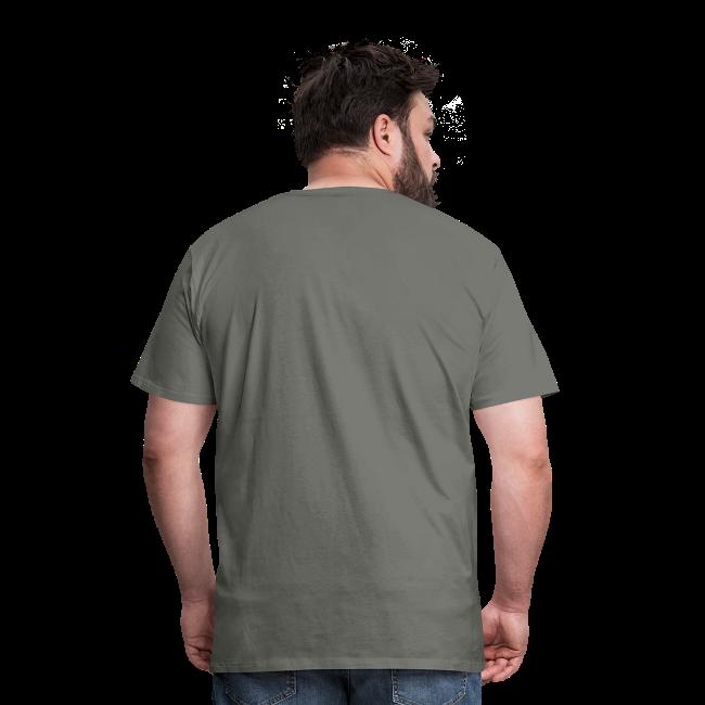 Volleybalkoning Premium T-shirt
