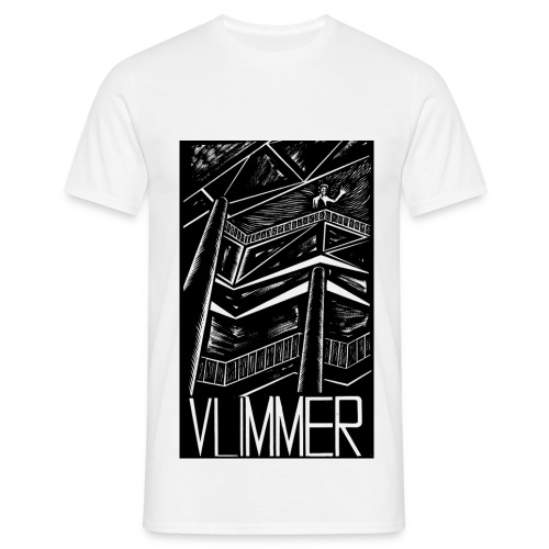 Vlimmer - 9 - Männer T-Shirt