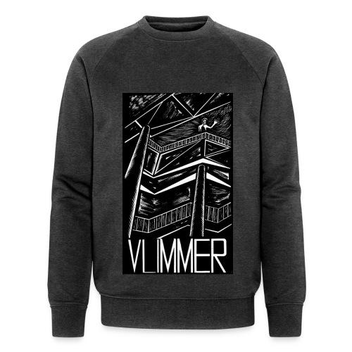 Vlimmer - 9 - Männer Bio-Sweatshirt von Stanley & Stella