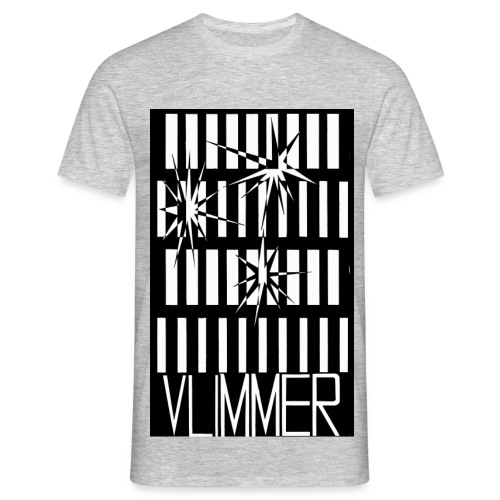 Vlimmer - 8 - Männer T-Shirt