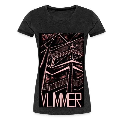 Vlimmer - 9 - Frauen Premium T-Shirt