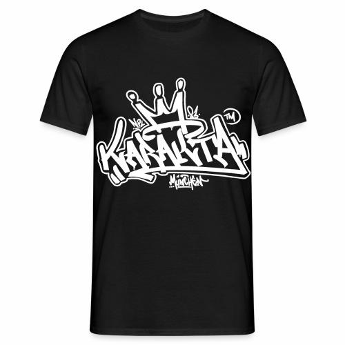 Karakta Rap München - Männer T-Shirt