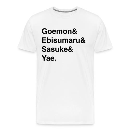 Mystical Ninja Gang - Men's Premium T-Shirt