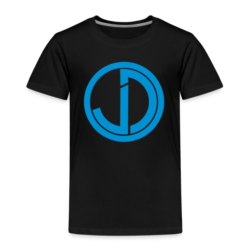 Junior Dominator Official Tee (10-12yrs) - Kids' Premium T-Shirt
