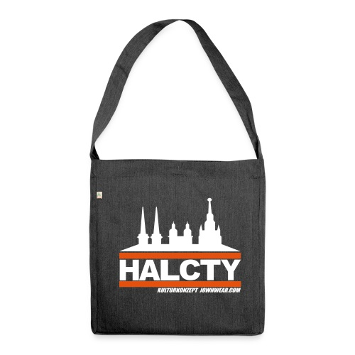HAL.CTY - JOWHWEAR - 20180124014 - Schultertasche aus Recycling-Material