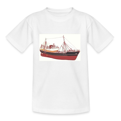 Red Boat (kids) - Teenage T-Shirt