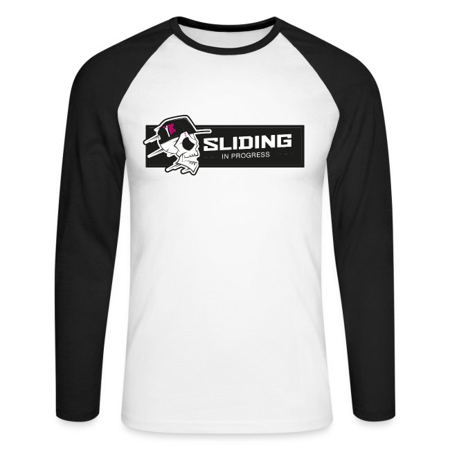 Sliding in progress - long sleeve