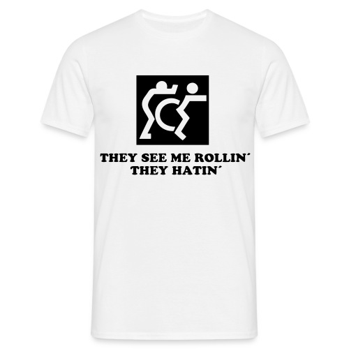 They see me rollin t-shirt - T-shirt herr