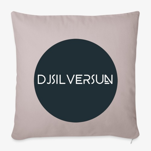 DJ Silversun Kissen - Sofa pillow cover 44 x 44 cm