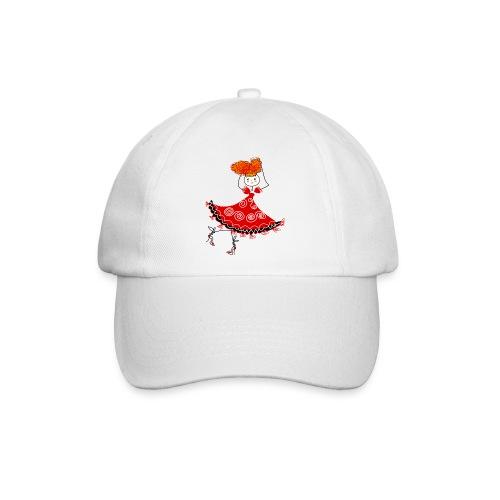 cappellino in movimento   - Cappello con visiera