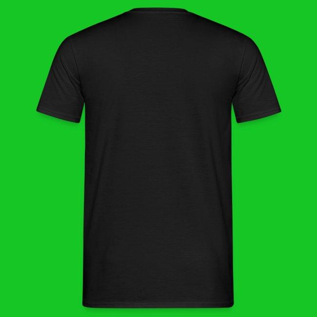 Leeuw profiel heren t-shirt