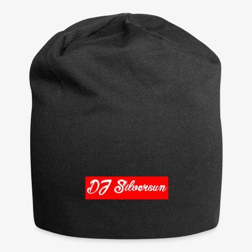 DJ Silversun Box Logo Hat - Jersey Beanie