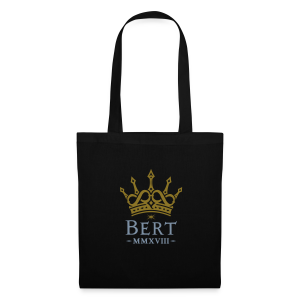 QueenBert 2018-Gold/Silver - Tote Bag