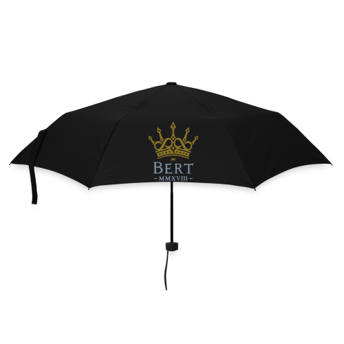 QueenBert 2018-Gold/Silver - Umbrella (small)